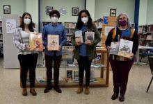 El Club de Lectura i el lliurament de nous lots de llibres tanquen el Mes del Llibre a Burjassot