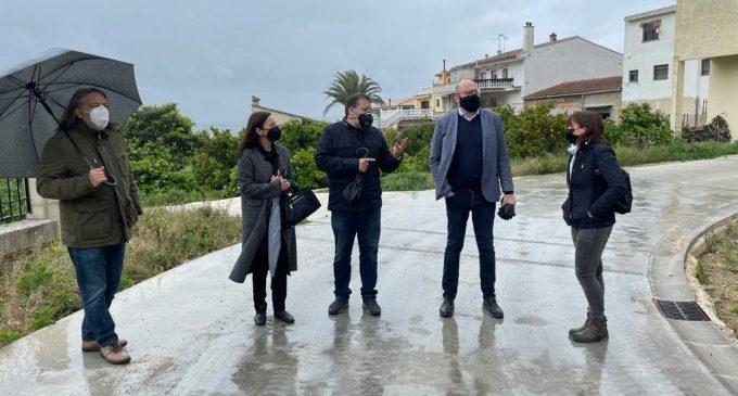 Terrateig rep més de 100.000 euros del Reacciona de la Diputació de València