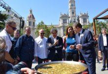 La paella valenciana, en camí per a ser declarada Patrimoni Immaterial de la Humanitat