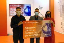 Una moció interinstitucional de Compromís demanarà l'alliberament de les patents de les vacunes