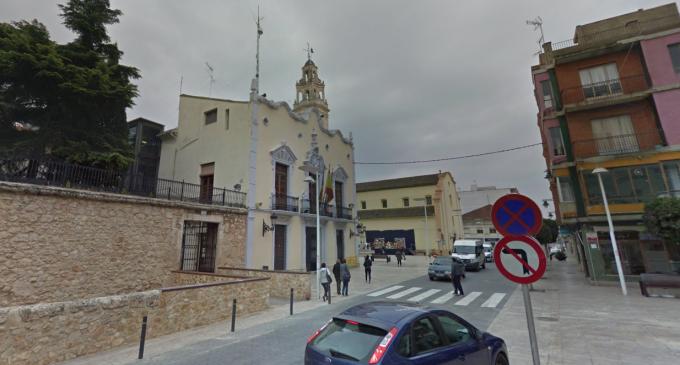 Confonen el rodatge d'una sèrie amb un atracament a l'Ajuntament d'Alginet