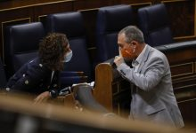 Compromís, Podemos i el PSOE acorden 'in extremis' no demorar la reforma del finançament autonòmic més enllà de 2021