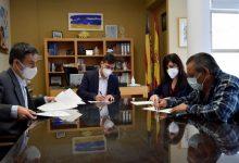 Burjassot signa un conveni de col·laboració amb l'Associació Gitana Noves Il·lusions