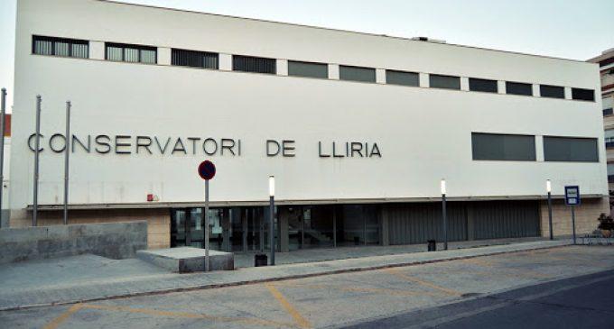 El Conservatori de Llíria obté l'acreditació de 'Centre Erasmus Plus'