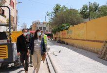 Avancen les actuacions del projecte d'Entorns escolars segurs  a València