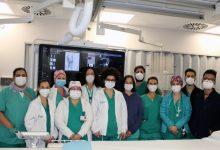 L'Hospital General de València implanta el primer filtre venós reabsorbible que evita embòlies pulmonars