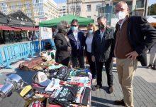 Èxit de visites i vendes del primer Mercat Vintage Gandia