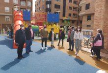 Sueca estrena una nueva zona infantil de 600m2 en los Jardines del Sequial