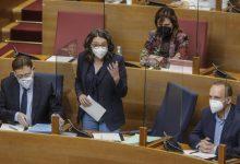 """Oltra defensa la """"cohesió"""" del Botànic i espera esgotar la legislatura sense """"sobresalts polítics"""""""
