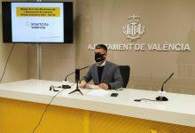 La seu electrònica de l'Ajuntament de València registra el triple de nous usuaris en el primer trimestre de 2021