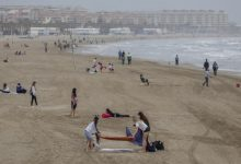 La incidencia acumulada se sitúa en 36,34 casos por cada 100.000 habitantes en la Comunitat Valenciana
