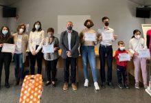 Massamagrell fa lliurament dels Premis Millors Lectors 2020
