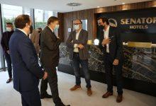 Puig destaca la importància dels hotels en el desenvolupament turístic valencià i la seua contribució a la reactivació econòmica