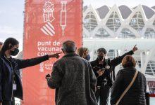 La Comunitat Valenciana completa la vacunació en la població de majors de 75 anys