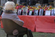 Les famílies de 17 represaliats del franquisme recuperen les seues restes de les fosses de Paterna