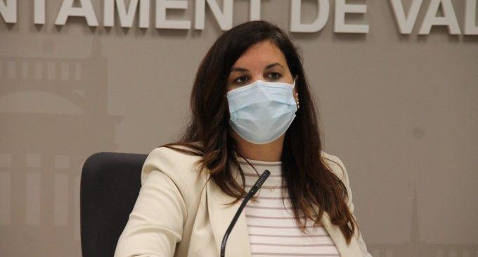 """Sandra Gómez: """"Quan ens presenten l'informe l'estudiarem i ens pronunciarem"""""""