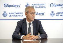 El PP denuncia que València