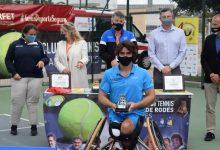 Martín de la Puente arrasa en l'Opende Tenis en Cadira de Rodes d'Almussafes 2021