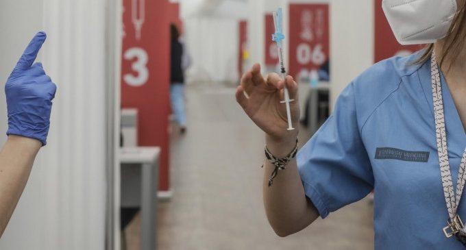 Les persones immunitzades per la vacuna ja superen les contagiades en la Comunitat Valenciana