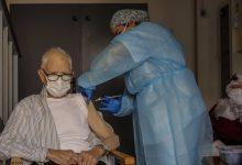 El bon ritme de vacunació a la Comunitat Valenciana permet començar amb nous grups d'edat en els pròxims dies