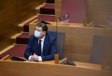 """Puig avisa de la """"contaminació de l'extrema dreta en la dreta"""" i es mostra preocupat perquè """"marque la seua agenda"""""""