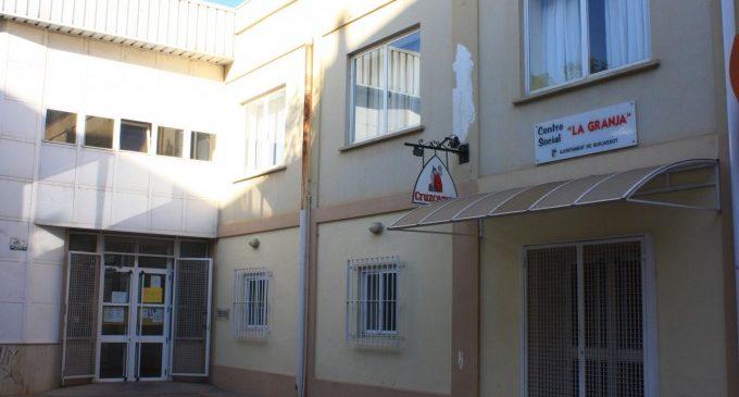 Adjudicado el proyecto para la realización de obras de mejora en el Centro Social La Granja de Burjassot