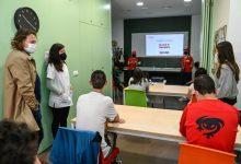 EMT inicia el seu nou projecte educatiu inclusiu 'Per a Totes'