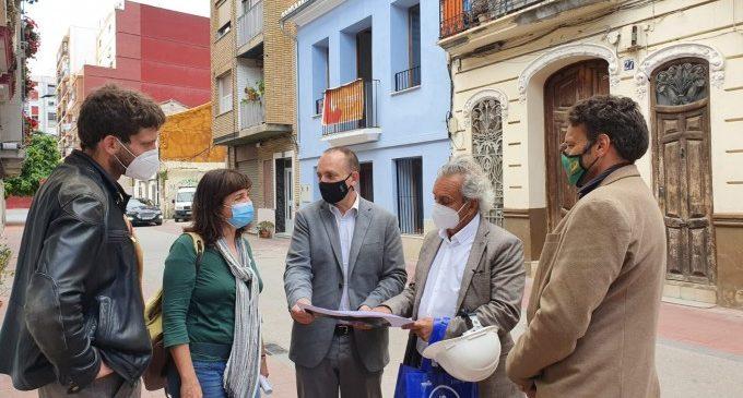 València ha rehabilitat més de 30 vivendes al Cabanyal per a destinar-les a lloguer assequible
