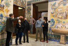 Finalitzen les obres de rehabilitació de la casa natalícia de Sant Vicent Ferrer