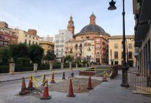València elimina el centre de transformació elèctrica de la plaça Joan de Vila-rasa