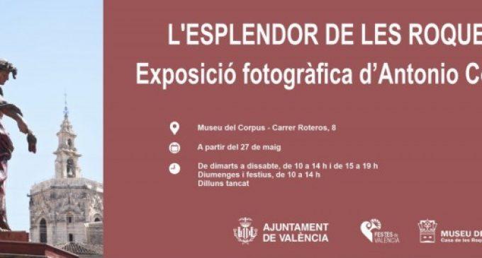 El Museu del Corpus de València acull una nova exposició fotogràfica centrada en les roques