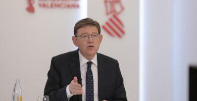 La Generalitat aprueba hoy destinar 647 millones de euros en ayudas con el Plan Resistir Plus
