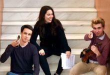 El projecte Música en construcció converteix La Beneficència en un escenari per a noves composicions musicals valencianes