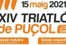 Torna el triatló a la platja de Puçol: 900 participants el 15 de maig