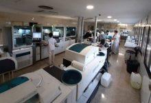 Sanitat invierte en tecnología puntera para optimizar la calidad asistencial de los pacientes