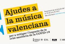 """""""CaixaBank Escolta València"""", l'Institut Valencià de Cultura i l'FSMCV llancen una convocatòria d'ajudes a la música valenciana"""