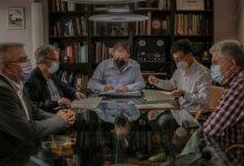 Torrent renova el seu compromís amb l'Institut d'Estudis Comarcals de L'Horta Sud