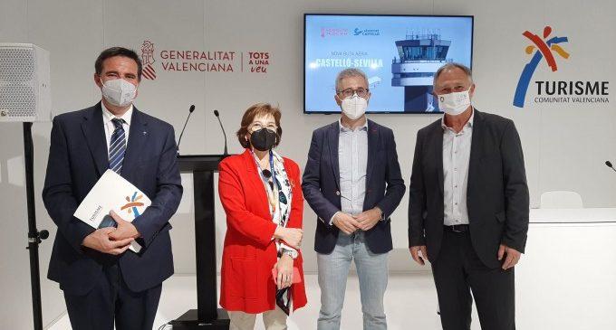 Llíria mostra les seues fortaleses turístiques en Fitur 2021