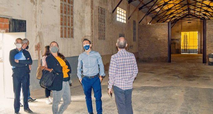 Ferrocarrils de la Generalitat finaliza las obras de rehabilitación de las estructuras, cubiertas y fachadas de los antiguos talleres de Torrent