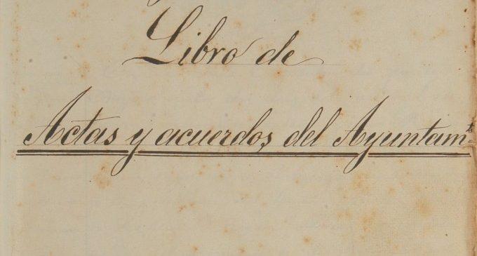 El web municipal obri una una secció dedicada a l'arxiu històric de Burjassot