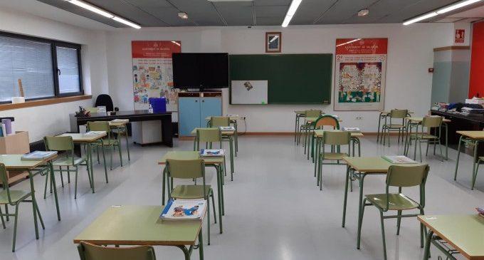 El 99,9 % de los grupos de alumnos completa la segunda semana de junio sin incidencias