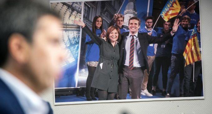 Mazón, convençut que serà el candidat únic al PPCV