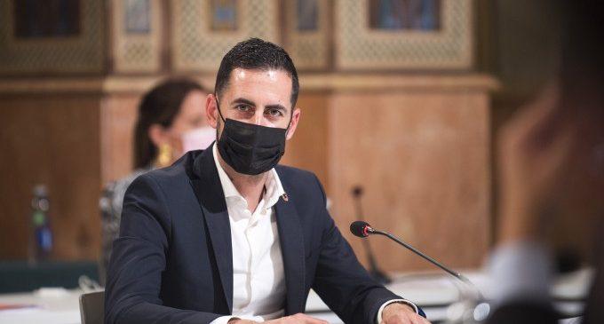 La Diputació aprova el Pla d'Inversions per a Gandia, Paterna, Torrent, Sagunt i València