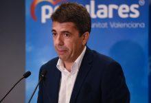 Carlos Mazón presenta su candidatura a liderar el PPCV con un
