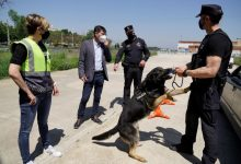 La Policia Local de Burjassot conclou una formació sobre controls policials i punts de verificació