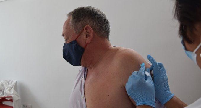 Sedaví inicia la vacunació massiva contra la Covid-19
