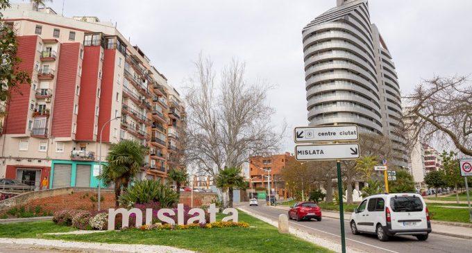 La reurbanització i pacificació del nou eix connectarà des de les Torres de Quart fins a Mislata