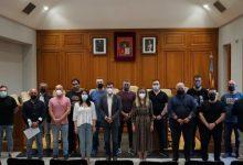 L'Ajuntament de Burjassot renova col·laboració, mitjançant conveni, amb les tretze comissions falleres i l'Agrupació de Falles de Burjassot