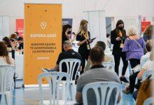 Més de 750 persones participen en el Fòrum d'Ocupació de Benetússer