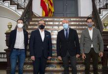 Les diputacions de València i Castelló sumen forces per a guanyar eficiència amb els municipis